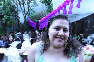 Program director Maria Jimenez has been with Mujeres Unidas since the group's inception.