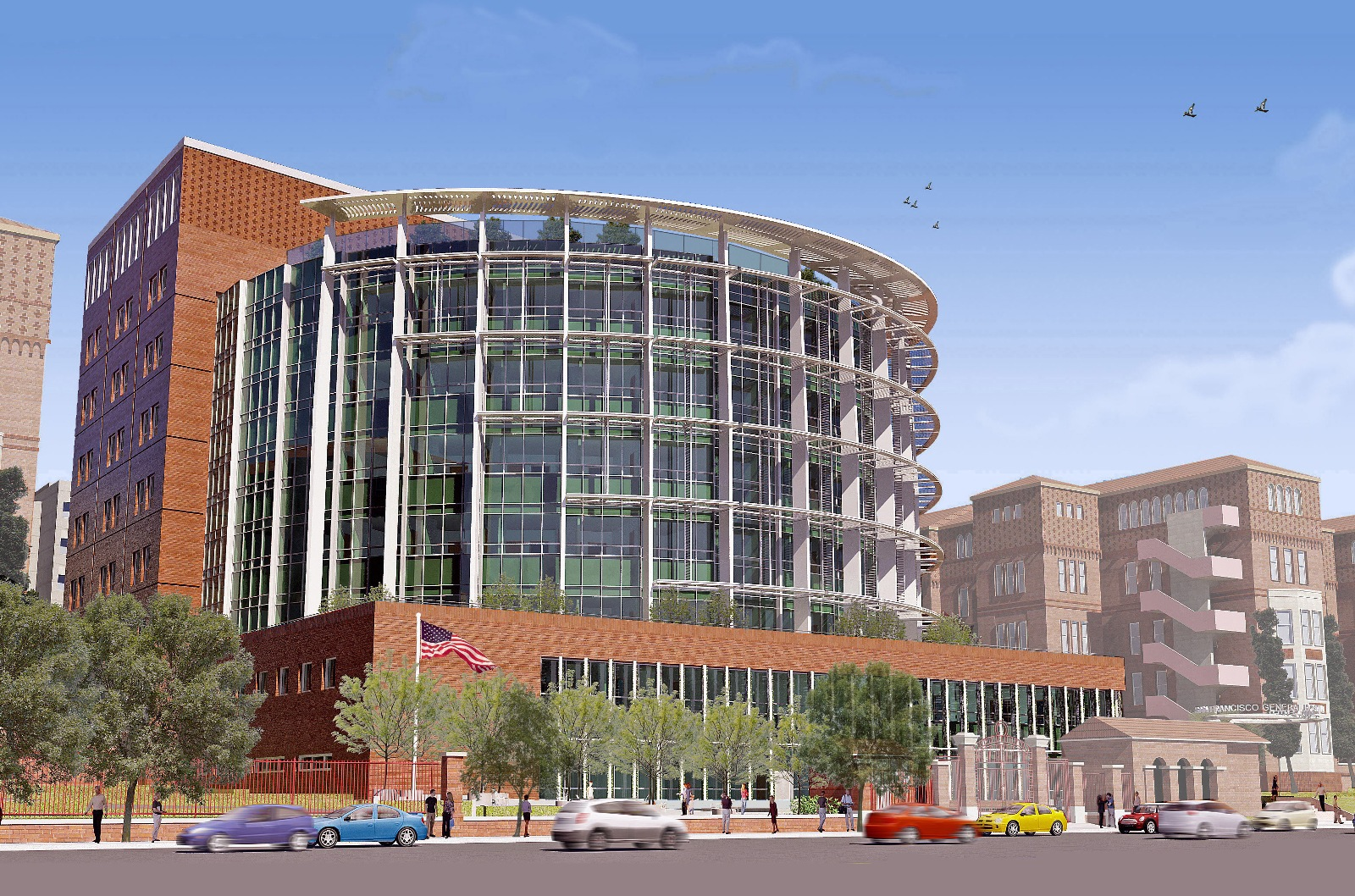 SF General Breaks Ground on New Hospital