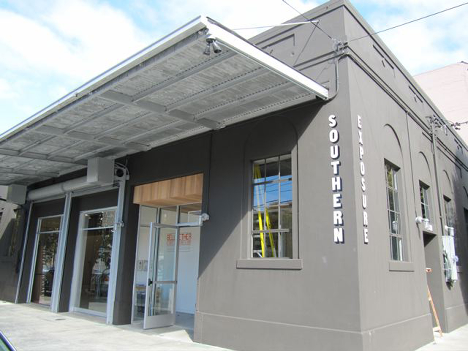 Southern Exposure's New Home