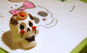 Work shops are put on by the Sugar Skull Gallery