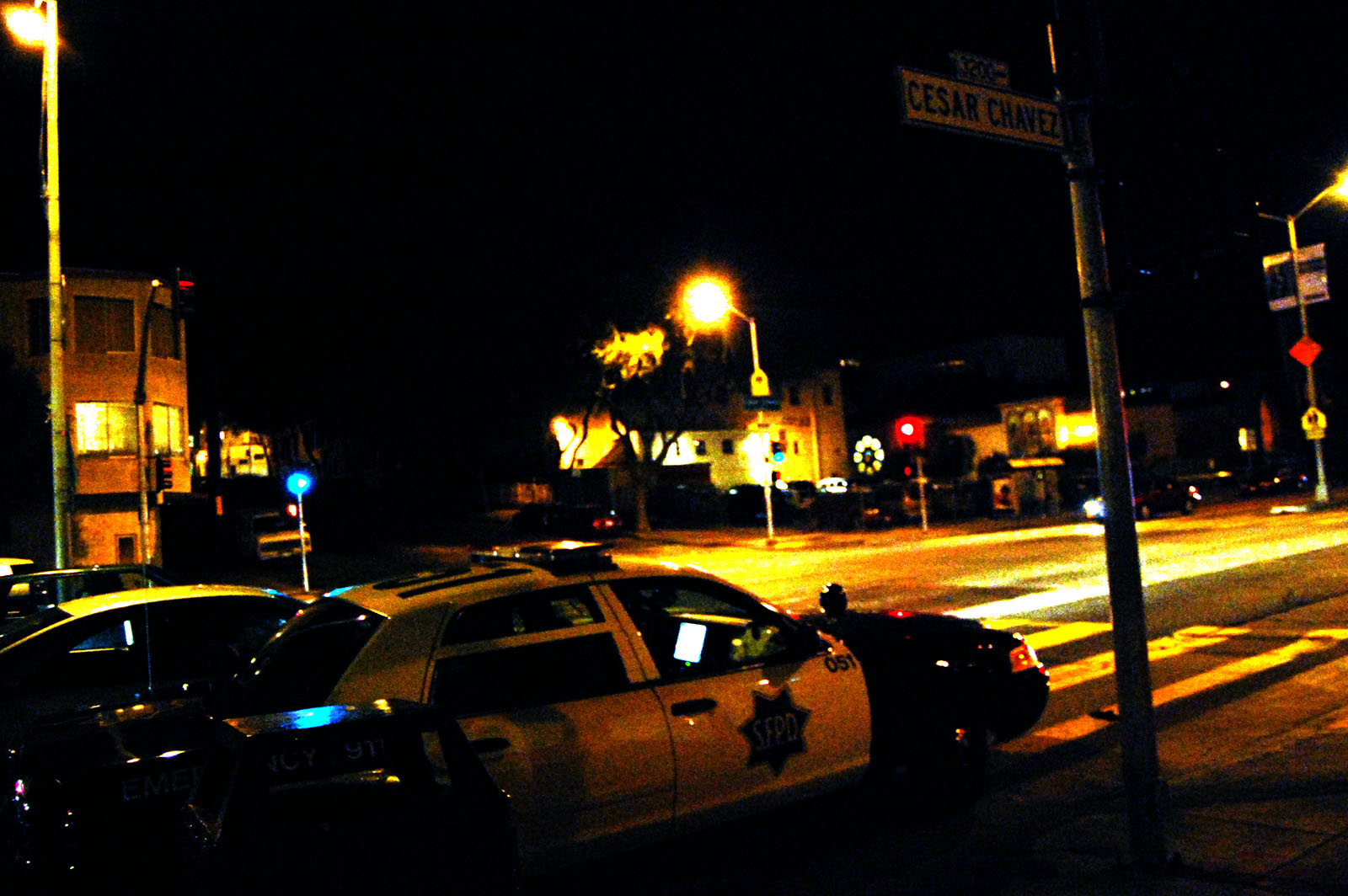 Cesar Chavez Street Stabbing Is the Mission's Fourth Murder