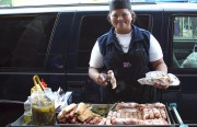 Lucero Muñoz is one of the many food street vendors figuring out a way to get permits.