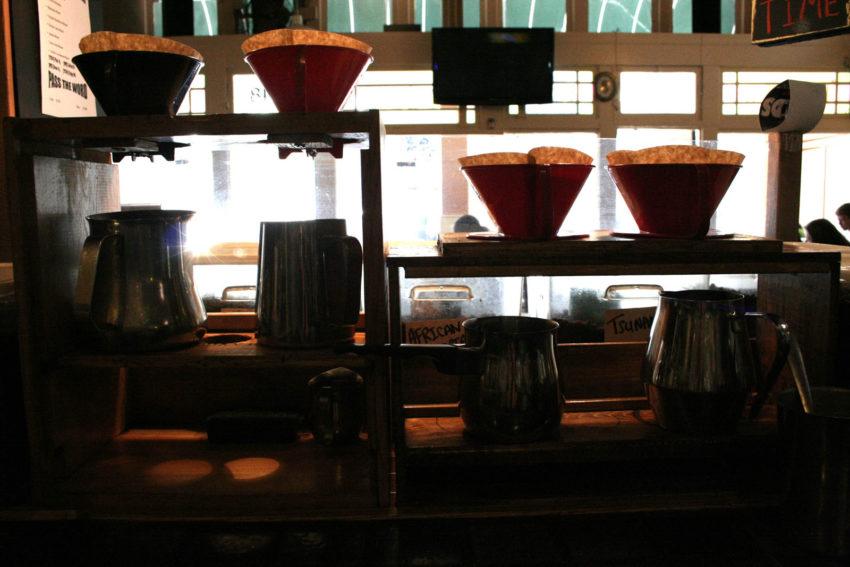 Updated: Café La Bohème owner keeps historic business afloat in fraught times