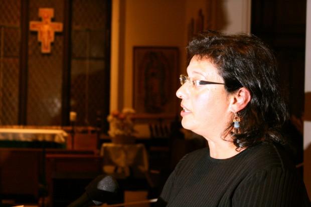 Sonia Nazario at the Episcopal Church of St. John