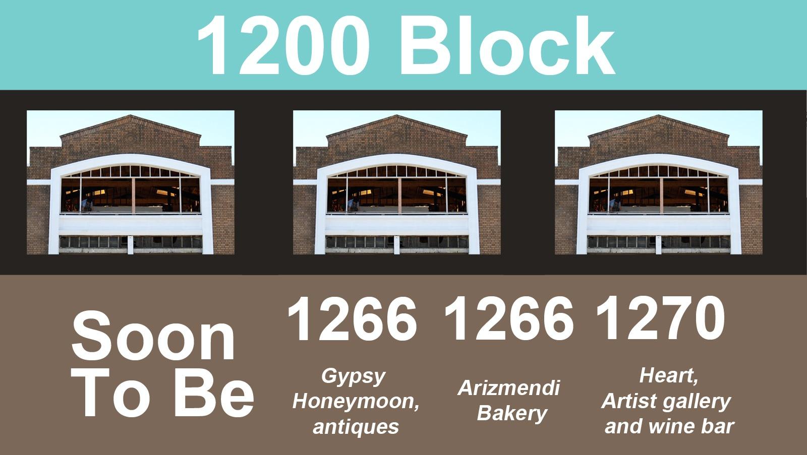 1200 Block