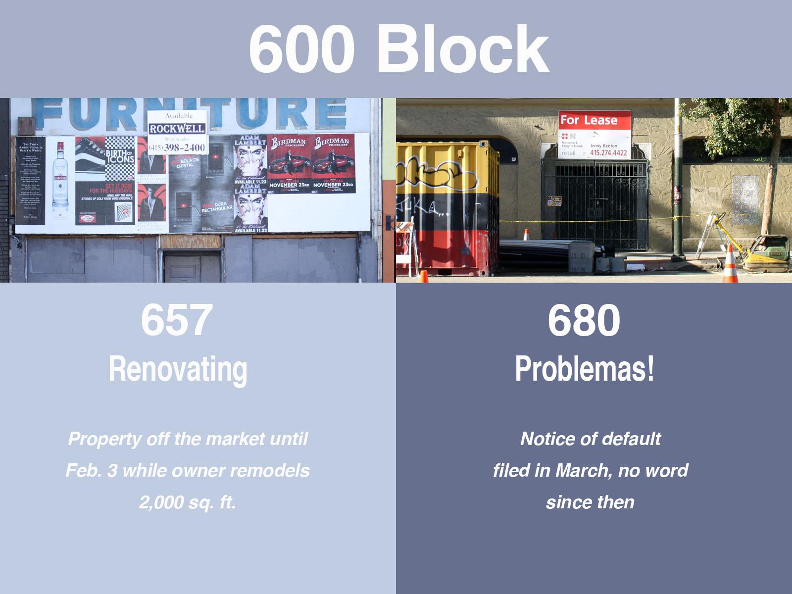 600 Block