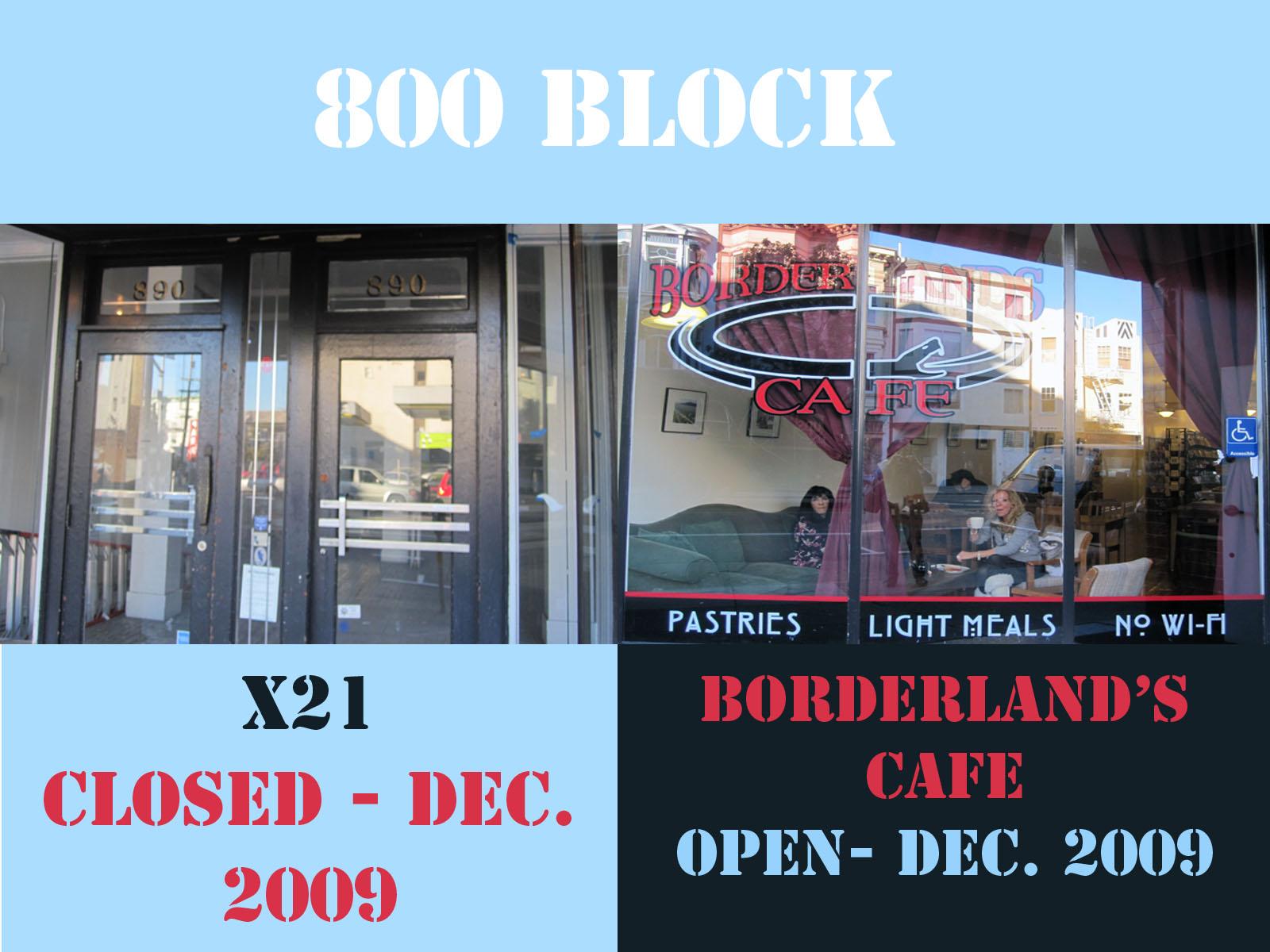 800 Block