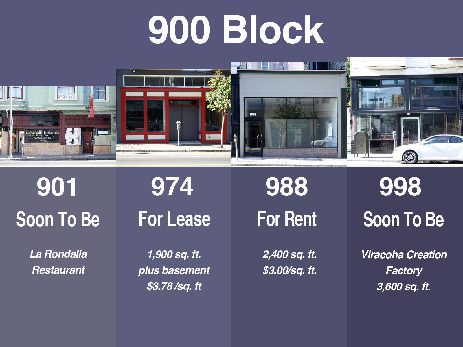 900 Block
