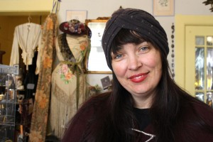Gabrielle Ekedal, owner of Gypsy Honeymoon.