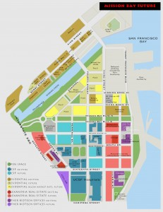 Mission Bay's future, according to planning