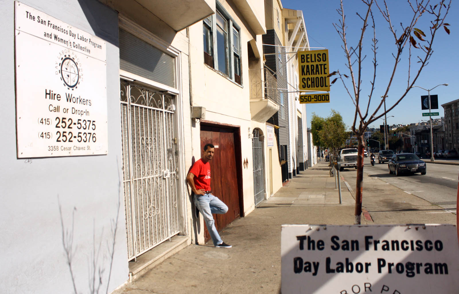 Day Labor Site Offers Few Jobs