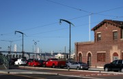 Historial fire station number 30, slated to be preserved in Mission Bay.