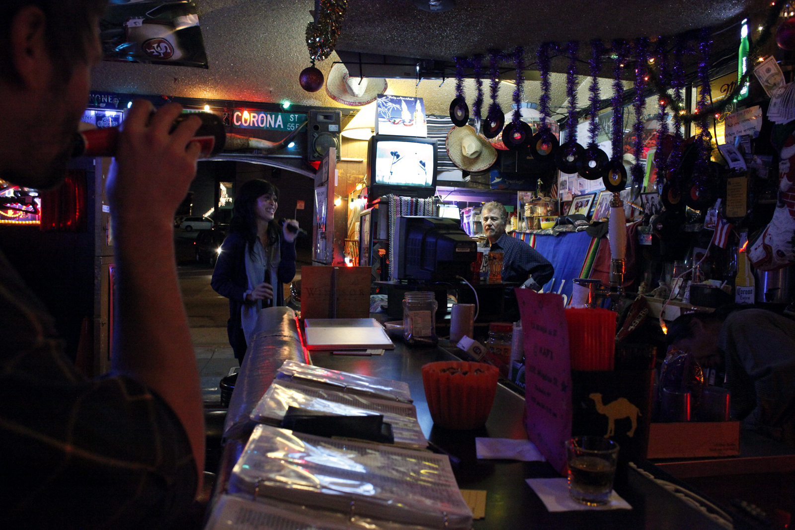 MISSION NIGHTS: Angels, Karaoke and Lonely Hearts