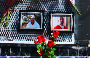 Memorial for Francisco Cornejo and Frank Pena