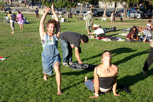 Dolores Park Will Close