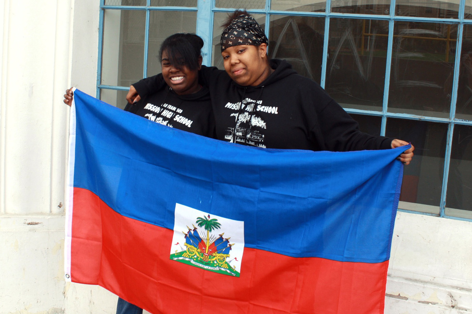 Haitian History Lessons Spur Student Fundraising