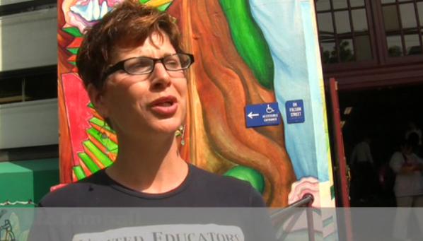 Teachers Talk: Scoring Teachers on Student Performance