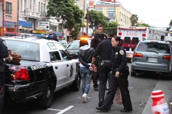 Muni Spat Between Teens and Disabled Woman Ends With Mugging