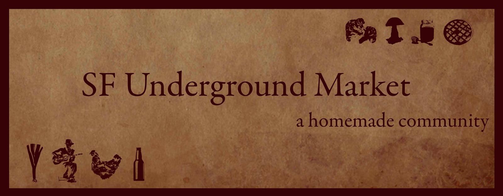 The SF Underground Food Market