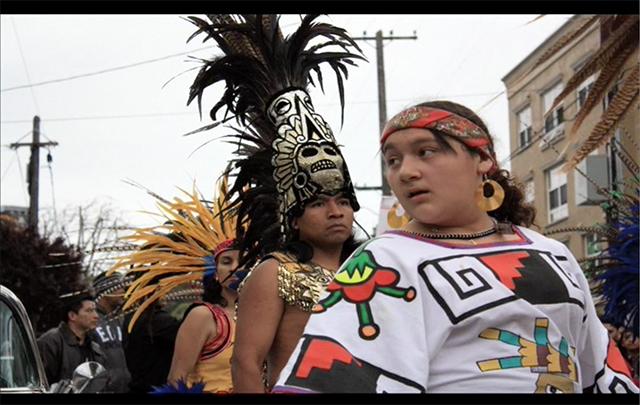 Cesar Chavez on Parade
