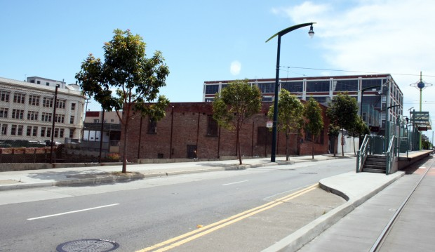 2235 Third Street site in the Dogpatch Neighborhood.
