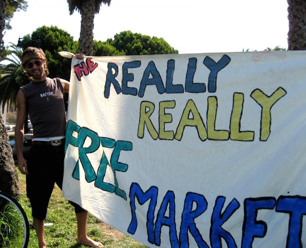 Listen Local: Really, Really Free Market on Saturday