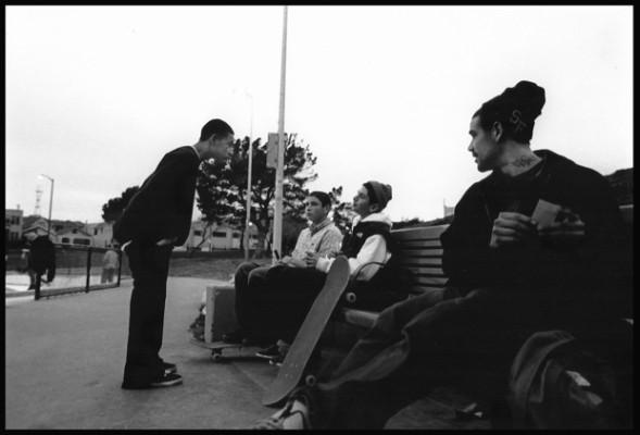 Potrero del Sol Skatepark