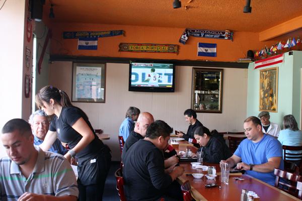 El Balompie Cafe