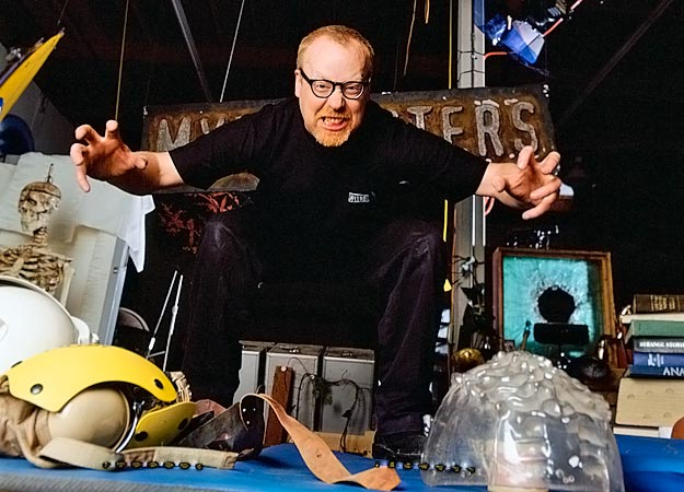 Confirmed: Adam Savage, Mythbusters Host, Moves to the Mission