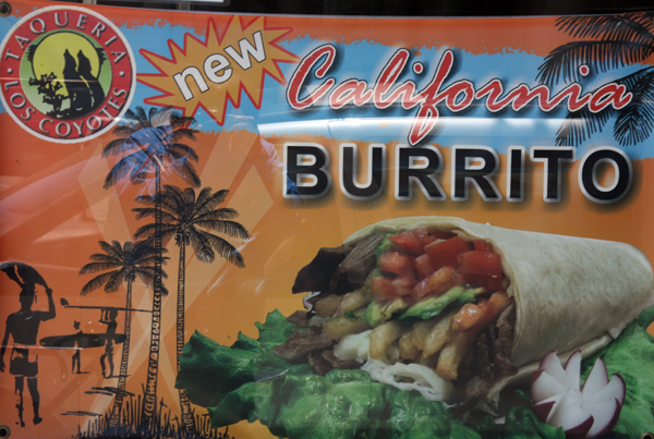 SoCal Infiltrates and Changes SF Burrito Cuisine
