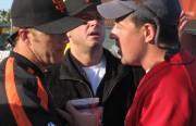 Fans Recall Boorish Behavior