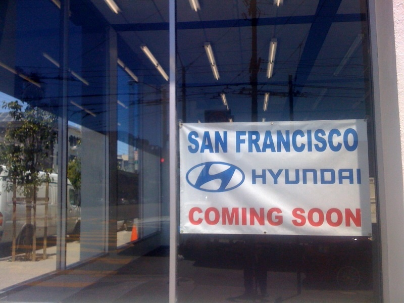 The Korean automaker is opening a dealership in the Mission