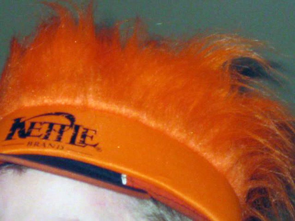 On Base:  A Clockwork Orange