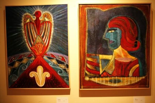 Calixto Robles artwork.