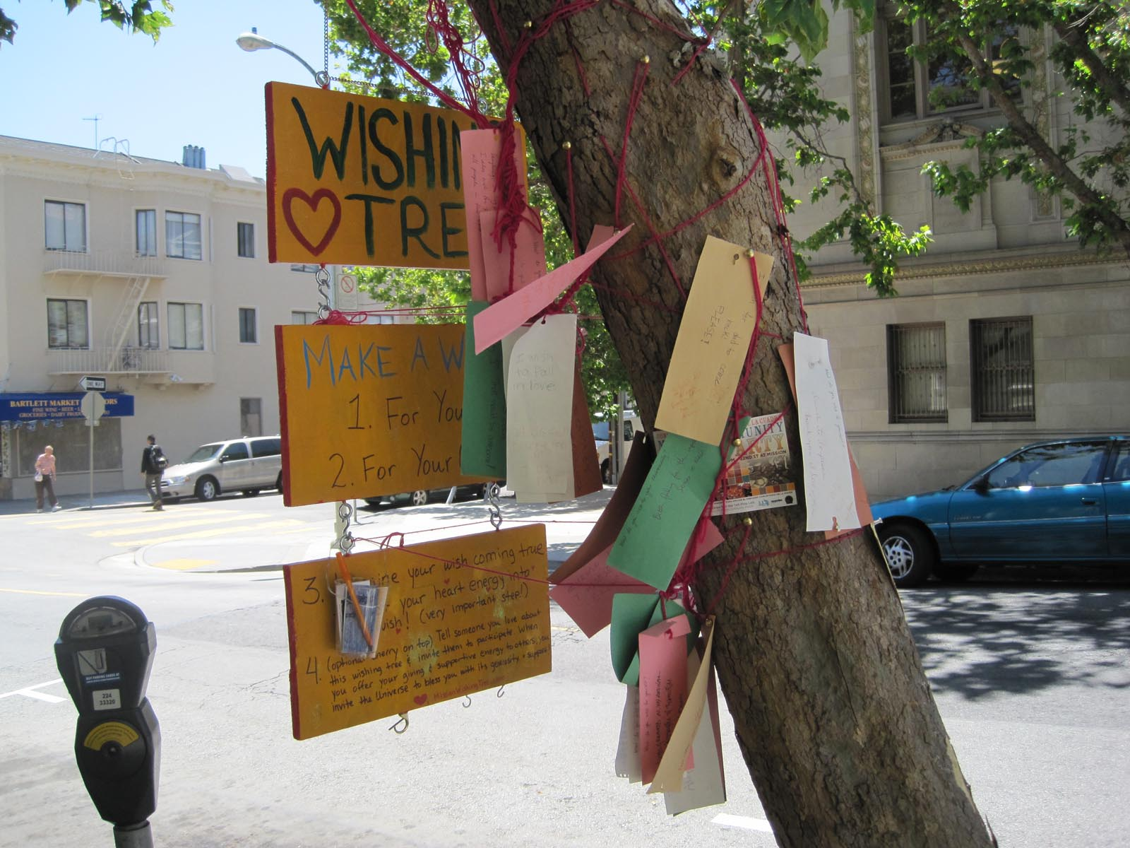 24th Street: Home of the Wishing Tree