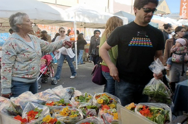 New Farmers Market Opens