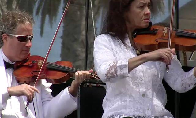 Symphony at Dolores Park