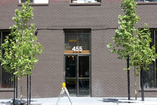 455 Valencia. Now home to Sama Source and Crowd Flower.