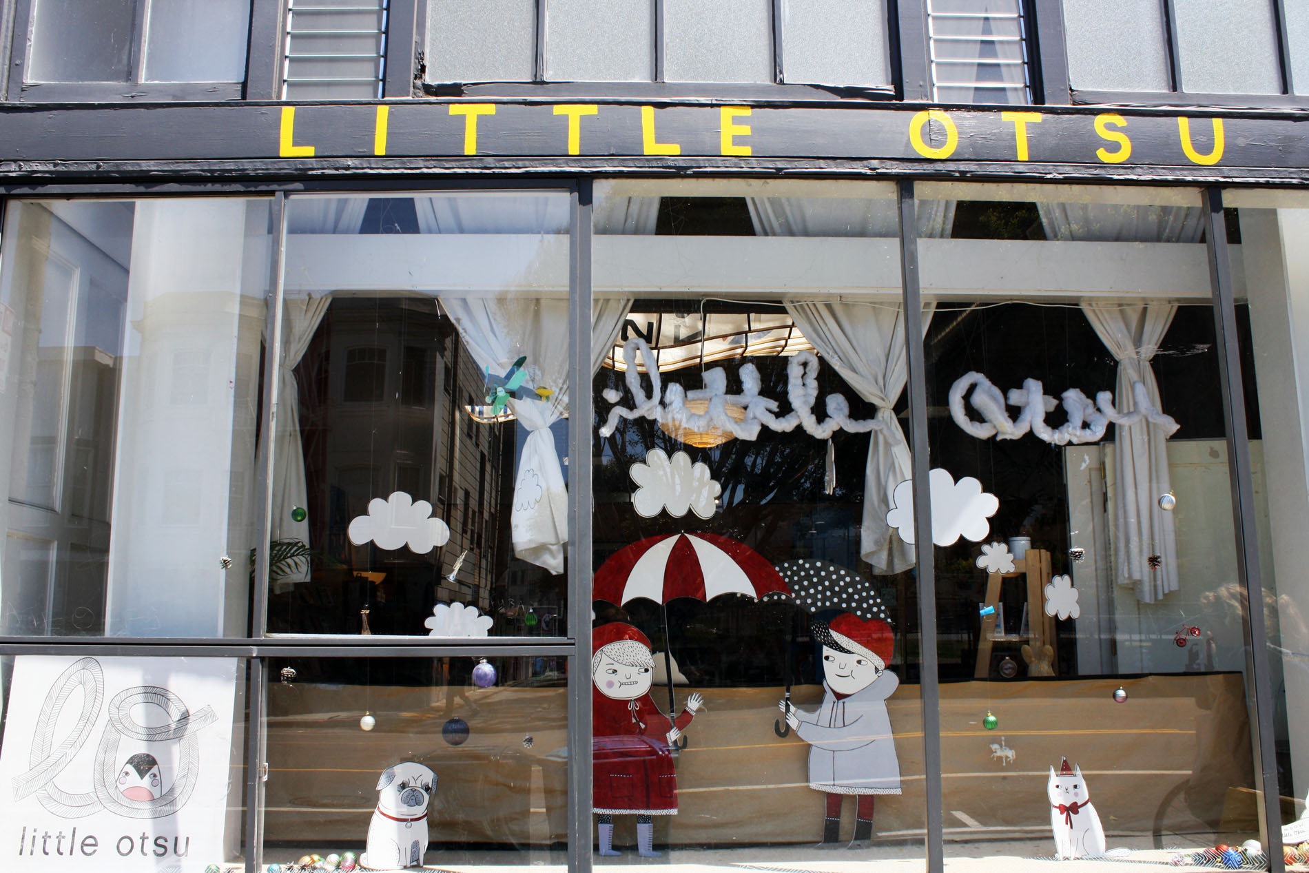 Little Otsu to Close its Store on Valencia Street