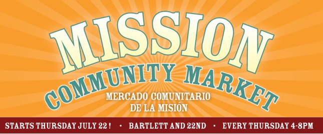 Mission Community Market Begins Thursday
