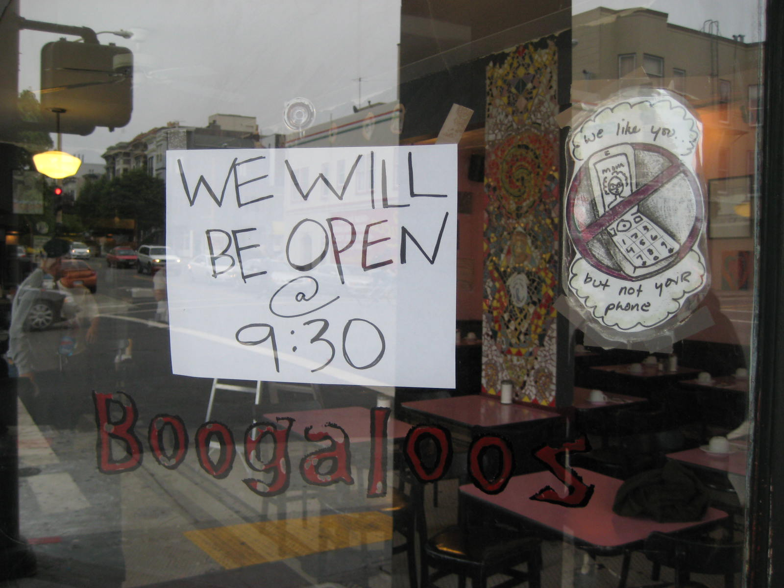Boogaloos Reopens Today