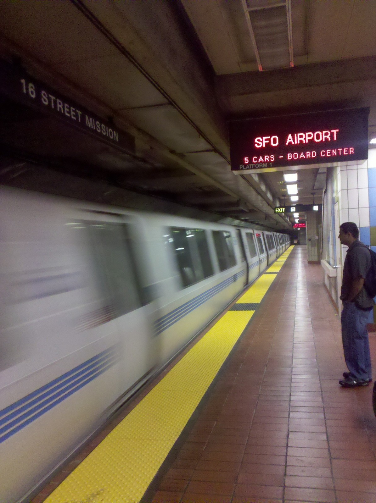 To Avoid BART Strike Governor Wants Seven Day Extension