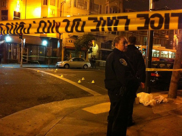 Triple Shooting on 17th and Mission Streets