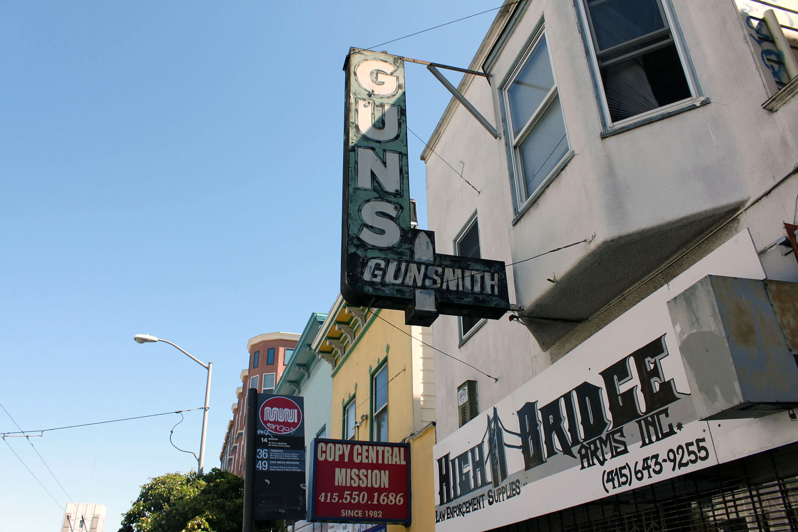 The City's Only Gun Shop Fights to Reopen