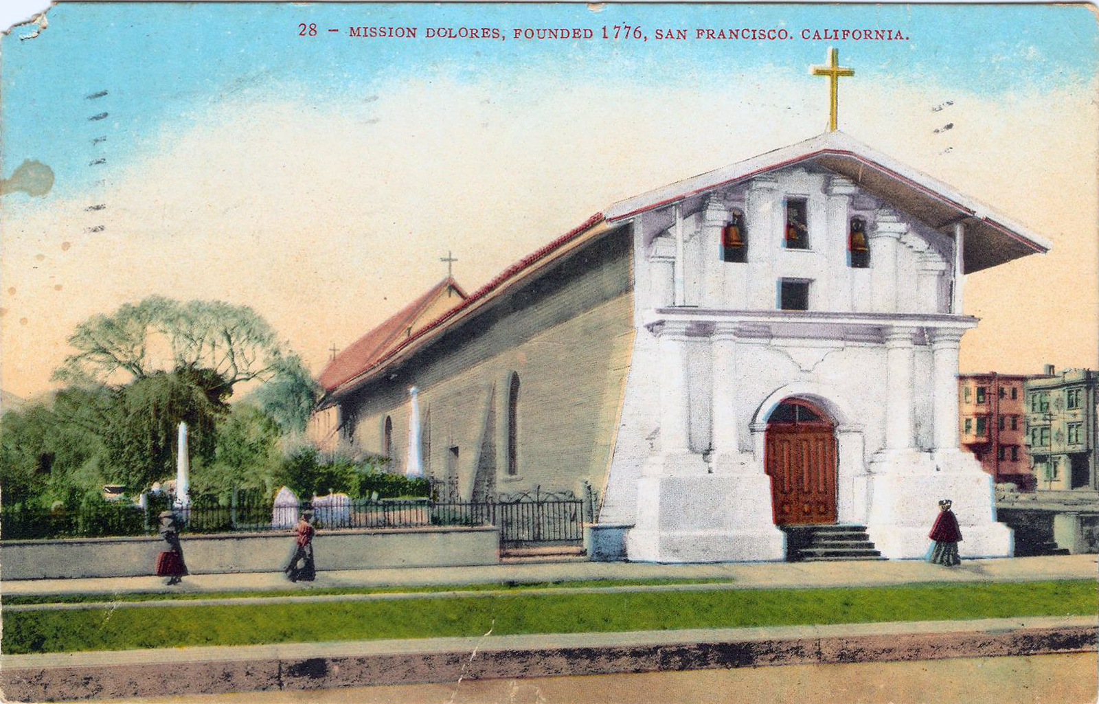 Mission Dolores: Ours Once Again