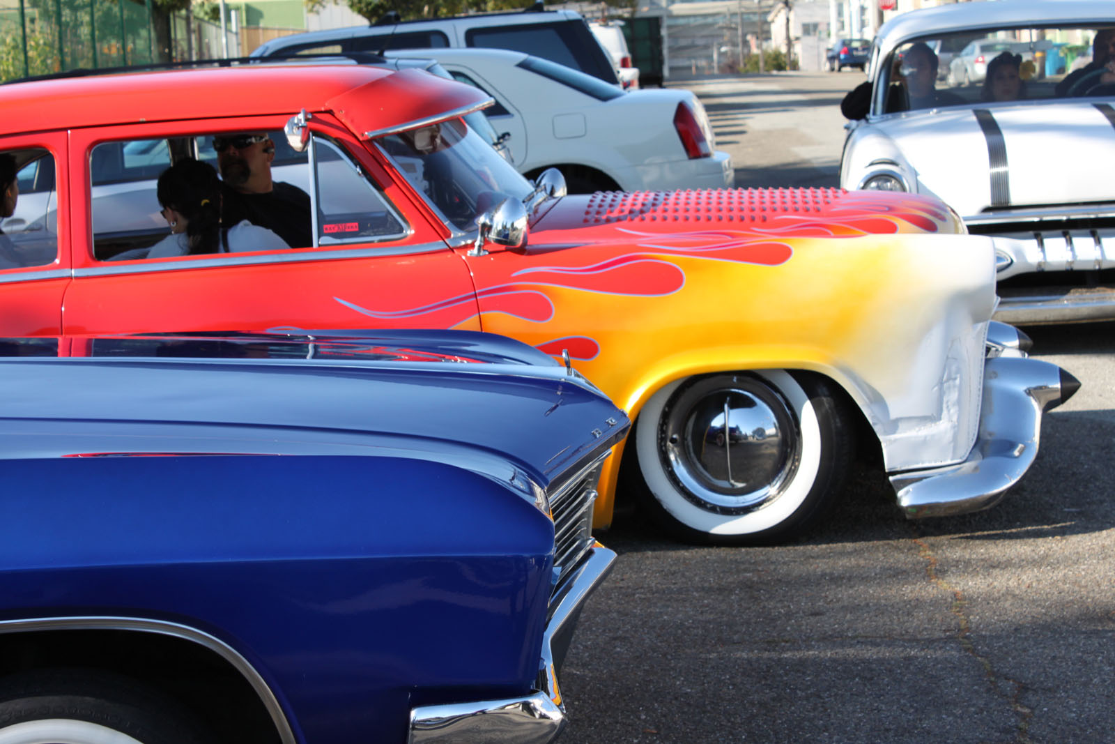 KQED Doc Explores History of Lowriders