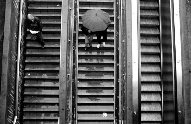 16th Street BART Stairs