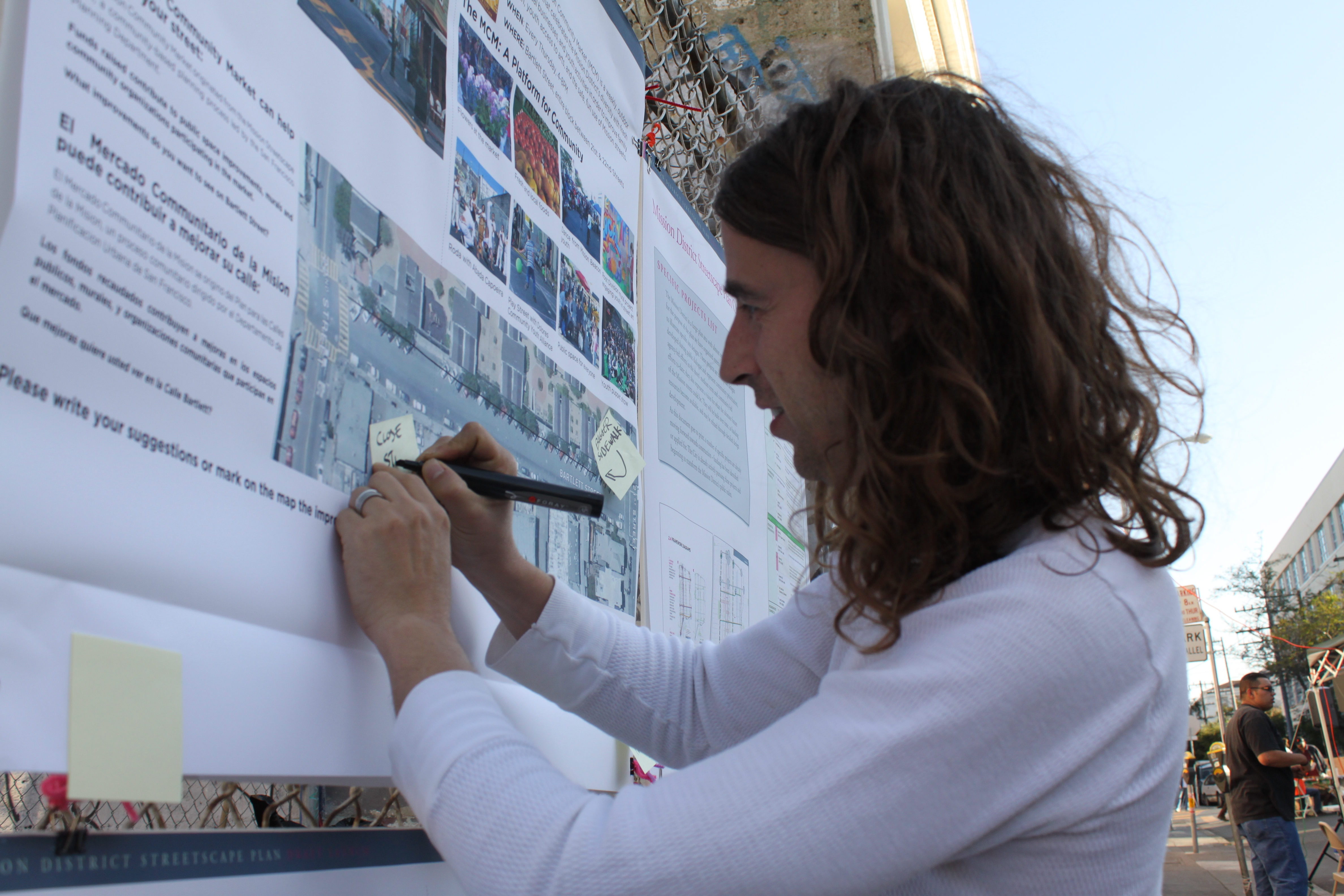 Final Draft of Mission Streetscape Plan Unveiled