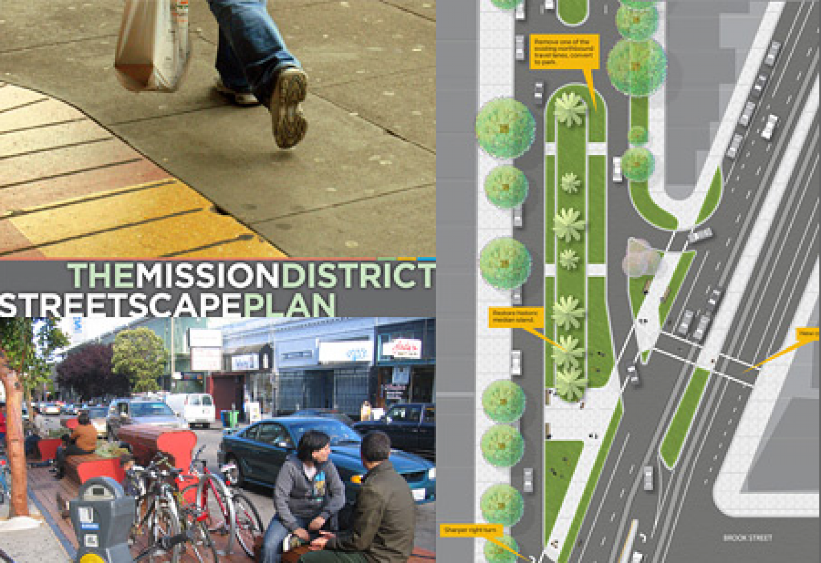 Mission Streetscape Plan Available