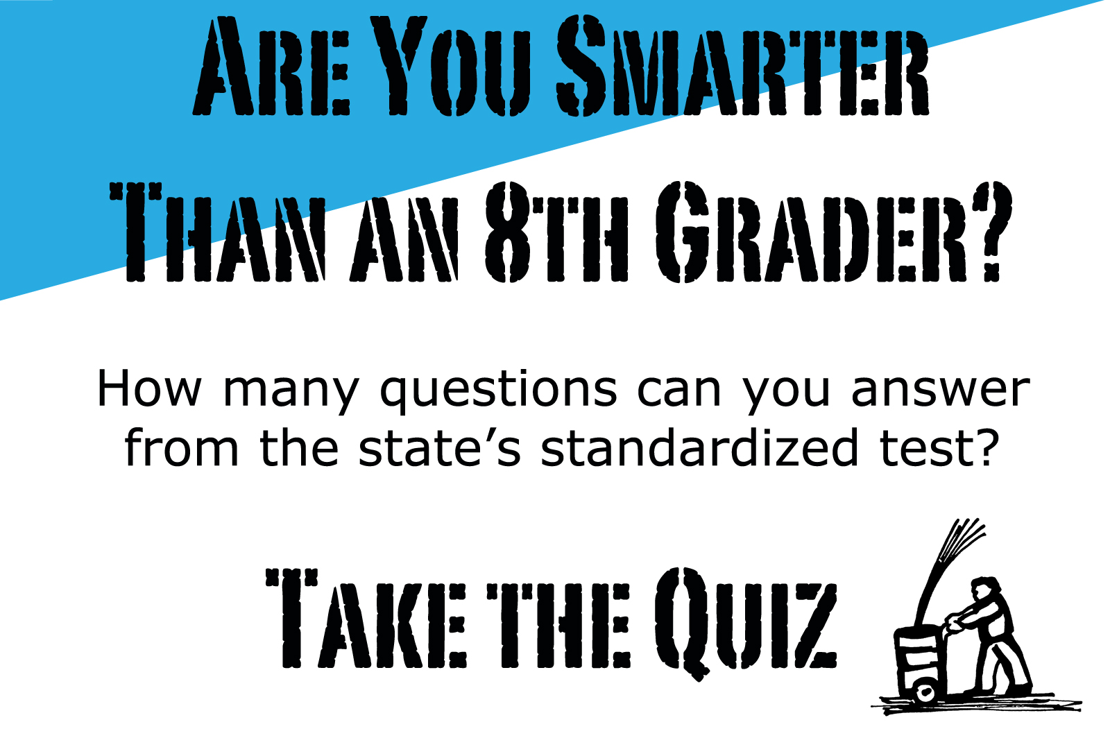Could You Pass Your Child's Standardized Test?